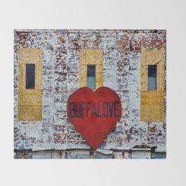 Buffalo Urban statement Throw Blanket