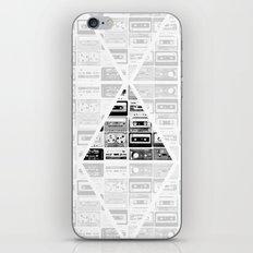 ▲ Triangle Cassettes △ iPhone & iPod Skin