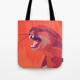 Puma Concolor Tote Bag