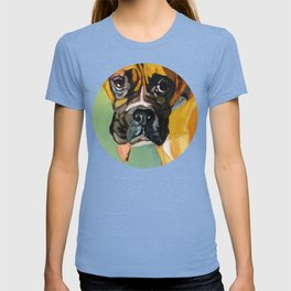 Drako the Rescued Boxer T-shirt