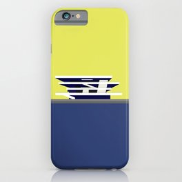 America's Cup Chipperfield Architecture iPhone Case