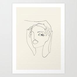 Self Love / Embrace Art Print