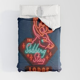 The Sobbing Stag Lodge Comforters