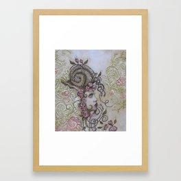 The Conversation Framed Art Print