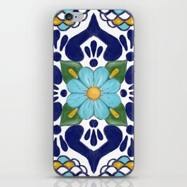 talavera tile 2 iPhone Skin
