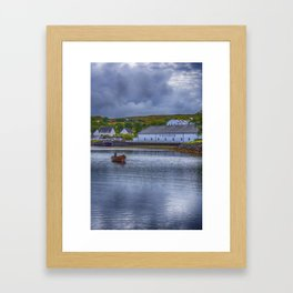 Talisker  Isle of skye Framed Art Print