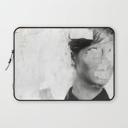 Faceless | number 01 Laptop Sleeve