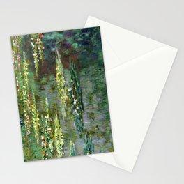 1904-Claude Monet-Le Bassin des Nympheas-87 x 91 Stationery Cards