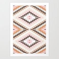 Kilim 4 Art Print