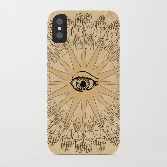 the maker iPhone Case