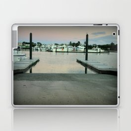 Early morning at Robe, South Australia Laptop & iPad Skin