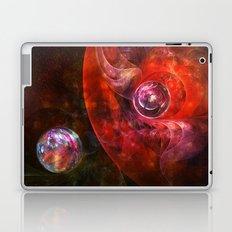 Spheres of Fire Laptop & iPad Skin
