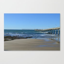 Pacific Veiw Canvas Print