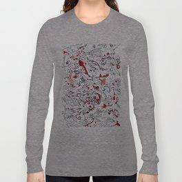 Schizo Pop Long Sleeve T-shirt