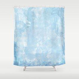 WATERCOLOUR Shower Curtain