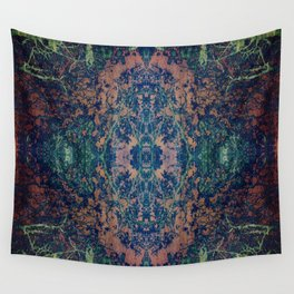 Ancient Rug Wall Tapestry