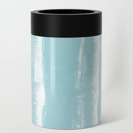 Shibori Stripe Seafoam Can Cooler