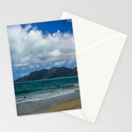 Hawaiian Mountains Stationery Cards