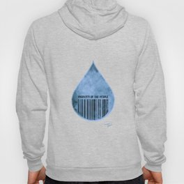 Water : Property of the People 2 Hoody