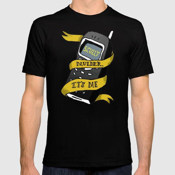 Mulder, It's Me T-shirt