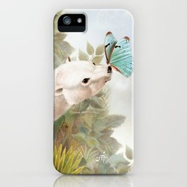 The Lost Paradise iPhone Case