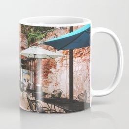 NOLA Dining Courtyard Coffee Mug
