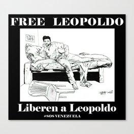 Free Leopoldo Canvas Print