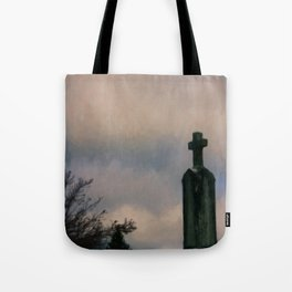 Grave on the Hill Tote Bag