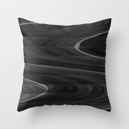 Hanker Magazine - Issue Five Pattern Throw Pillow