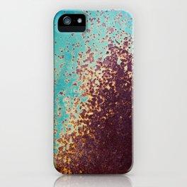 Patina 3 iPhone Case