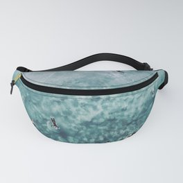 lets surf xx Fanny Pack