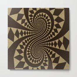 Synchronicity Metal Print