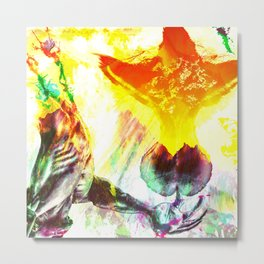 Nature Within Metal Print
