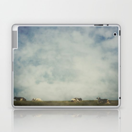 Cow path Laptop & iPad Skin