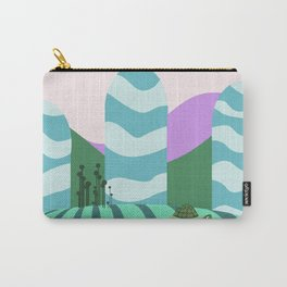 Turtle kawai Carry-All Pouch
