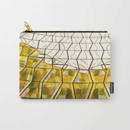 Niemeyer ~ Gold Carry-All Pouch