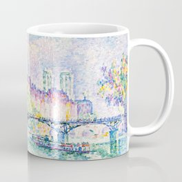 "Paul Signac ""Le Pont des Arts"" (1912) Coffee Mug"