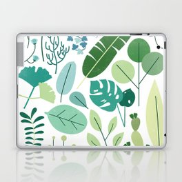 Botanical Chart Laptop & iPad Skin