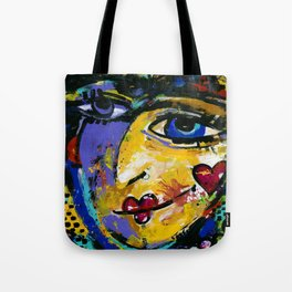 She Can Wish by Kathy Morton Stanion Tote Bag