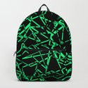Abstract black and green pattern .Line . by fuzzyfox85