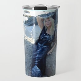 """Water Nymph"" by Vamplified Travel Mug"