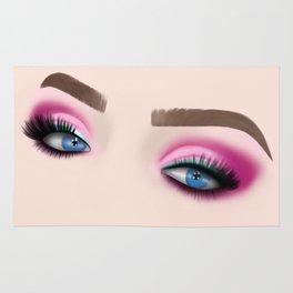 Barbie Make-Up Eyeshadow Rug