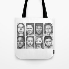 cry, don't cry Tote Bag