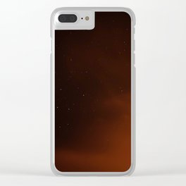 Volcanos National Park 7 Clear iPhone Case
