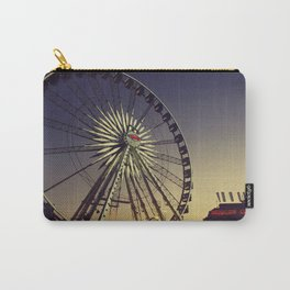 Dusk at the Carnival Carry-All Pouch