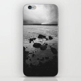 Obsidian iPhone Skin