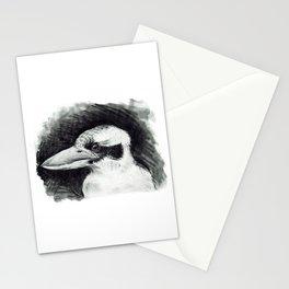 Kookaburra (Australian Bird) #illustration #bird Stationery Cards