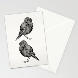 Little Blackbirds Stationery Cards