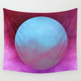 Circle Composition IX Wall Tapestry