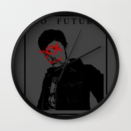 No Future. V1 Wall Clock